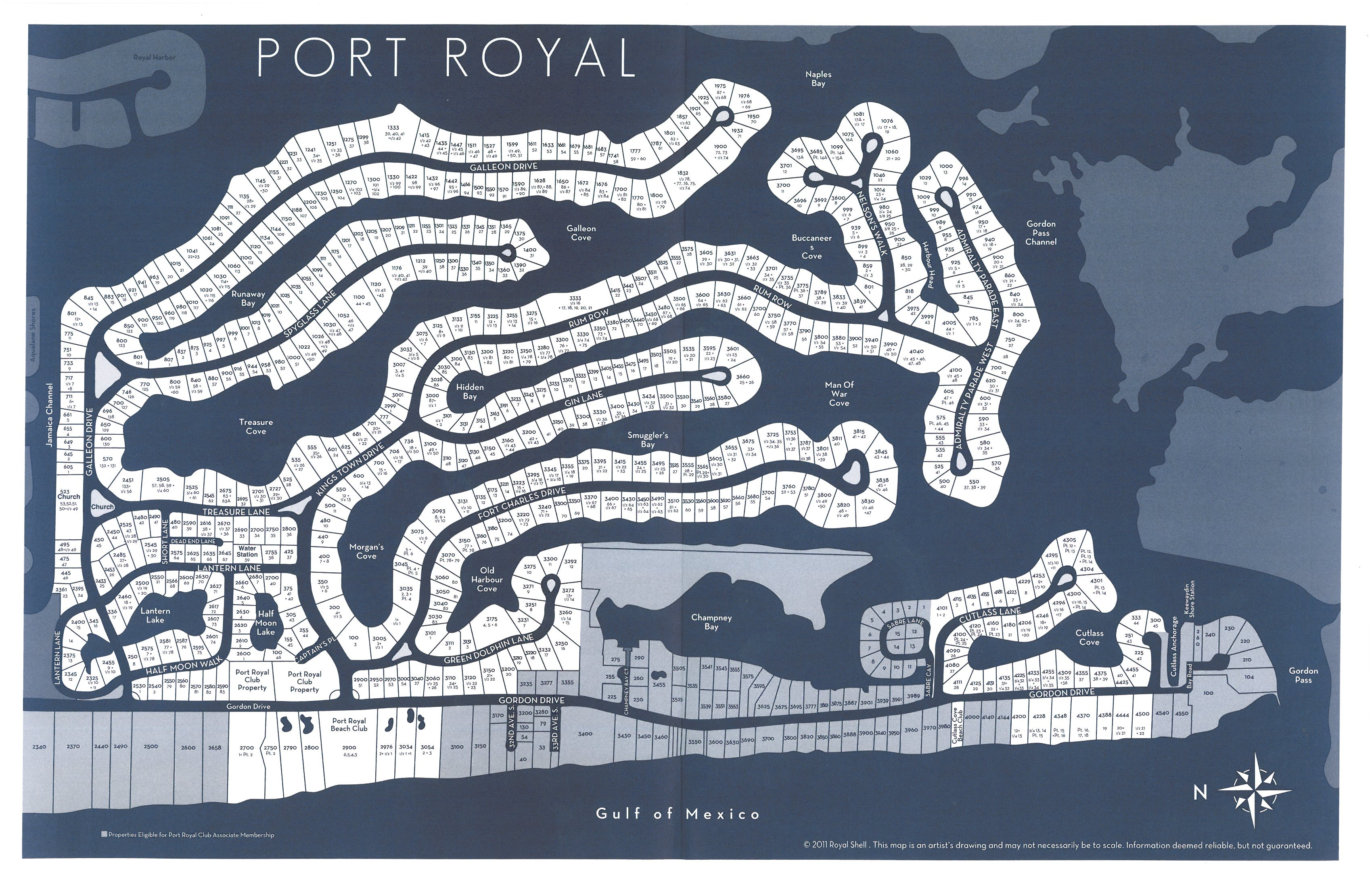 Welcome to Port Royal Florida Port Royal Maps - Welcome to Port ...